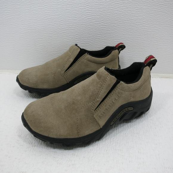 753e1a0a97 Merrell Shoes | Jungle Moc Kids Classic Taupe 135 M | Poshmark